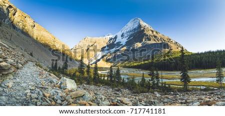 Mount Robson British Columbia Stock photo © pictureguy