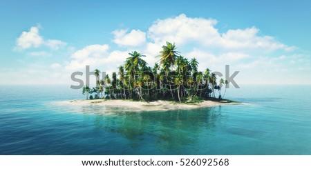 Island Stock photo © zzve