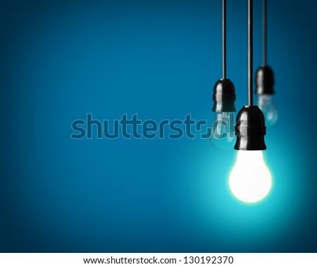 yeşil · ampul · beyaz · 3d · illustration · teknoloji · enerji - stok fotoğraf © neirfy