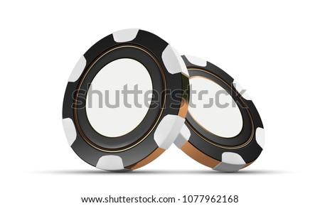 poker chip stock photo © netkov1