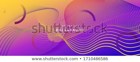 волны белый аннотация дизайна фон Сток-фото © shamtor