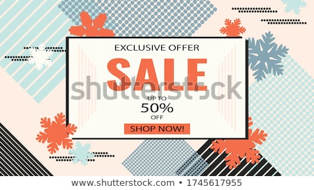 Guarantee Mark, Cheap and Sale, Business Vector Stock photo © robuart