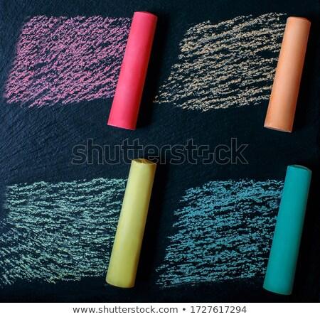 Disegnare colore modo ricordo gioco Foto d'archivio © Olena