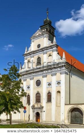 Church of Saint Joseph, Trnava, Slovakia Stock photo © borisb17