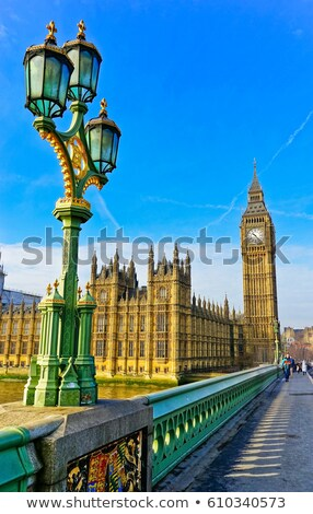 london famous landmarks stock photo © cidepix
