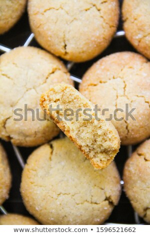 sharing lots of delicious cakes and pastries stock photo © stuartmiles
