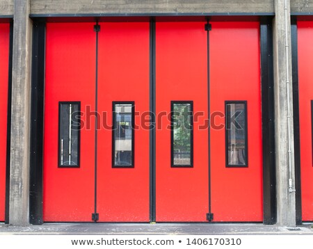 London Fire Station Stock photo © Artlover