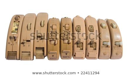öreg használt AIDS csoport Stock fotó © csontstock