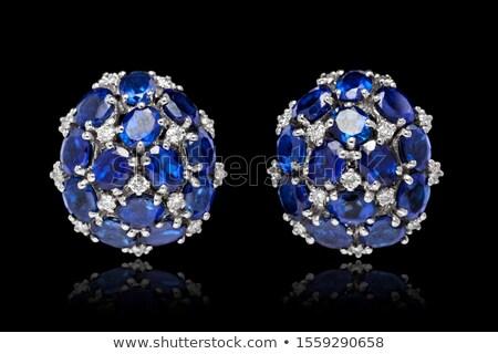 Diamentów sferze odizolowany biały Zdjęcia stock © Arsgera