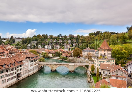 Bern, Switzerland, World Heritage Site by UNESCO  Stock photo © dacasdo