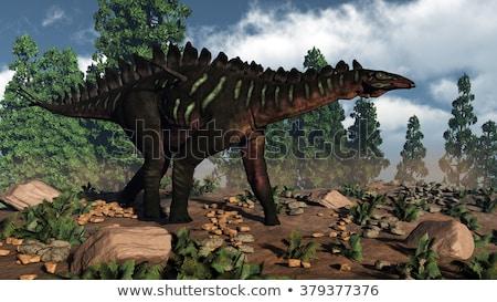Miragaia Dinosaur Stock photo © AlienCat