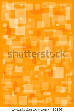 Vector retro background with round edge Stock photo © krabata