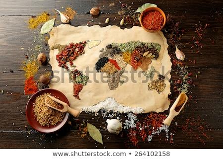 world cuisine stock photo © lightsource