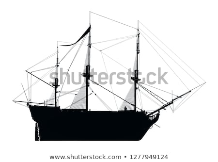 HMS Victory  Stock photo © Snapshot
