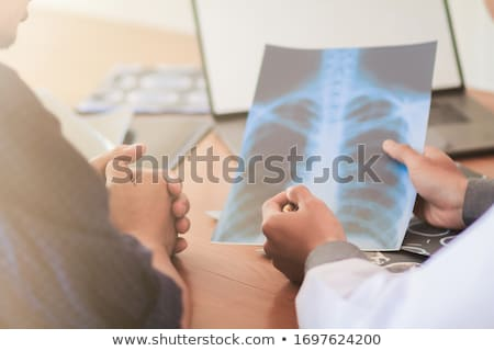 Understanding Lung Health Stock photo © Lightsource
