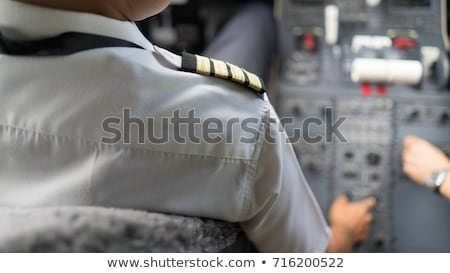 cockpit of a small commercial plane Stock photo © pxhidalgo