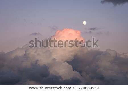 Beautiful cumulonimbus clouds Stock photo © Anna_Om