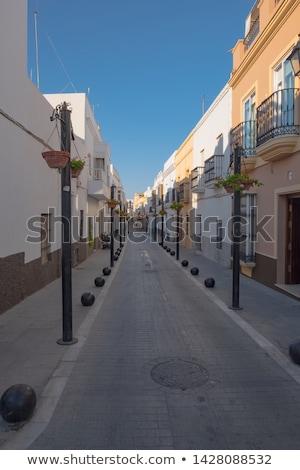 Ville espagnol plage mer beauté été Photo stock © danielbarquero