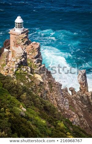 latarni · wybrzeża · Południowej · Afryki · wody · charakter · krajobraz - zdjęcia stock © backyardproductions