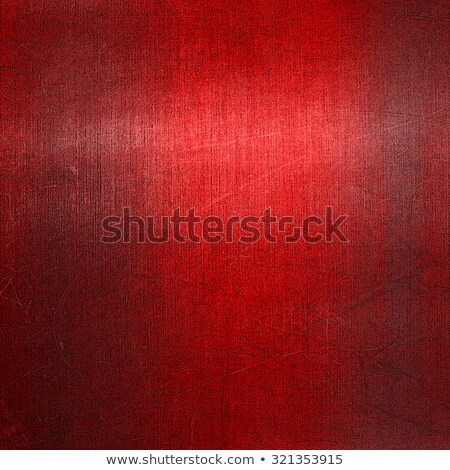 Empty red metallic surface. stock photo © nav