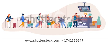 suitecase stock photo © smoki