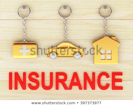 sleutel · gezondheid · lang · leven · label · dienst - stockfoto © tashatuvango