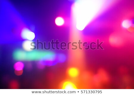 Defocused colored lights Stock photo © All32