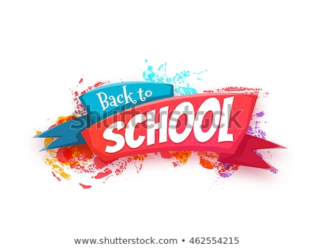 Back to School Celebration Stock photo © Lightsource