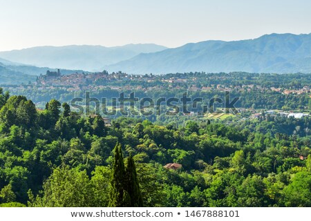 Map of Italy, Lucca Stock photo © Istanbul2009
