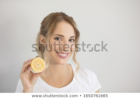 My skin is so perfect! Stock photo © hsfelix