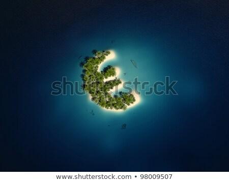 иллюстрация евро острове успех способом Сток-фото © maxmitzu