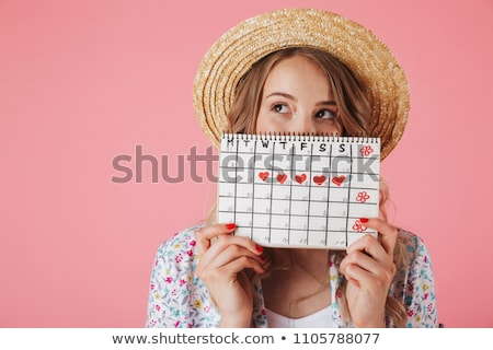 The Menstrual Cycle stock photo © bluering