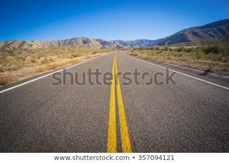 Long empty highway road,Arizona Stock photo © CaptureLight