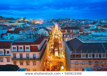 Лиссабон новых архитектура Португалия современных солнечный свет Сток-фото © joyr