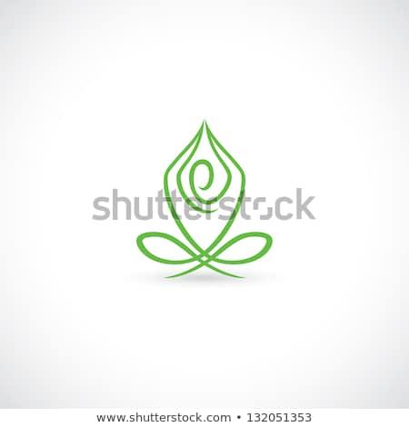 emberi · egészségügy · gyógyító · orvosi · egészség · zöld - stock fotó © tefi