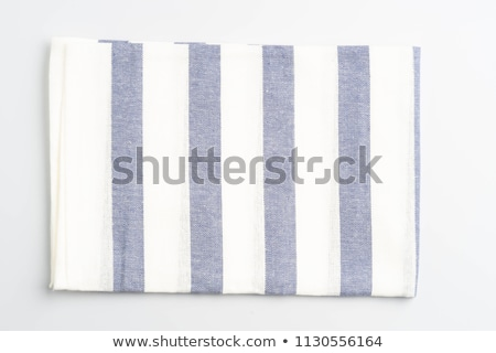 striped dish towel Stock photo © Digifoodstock