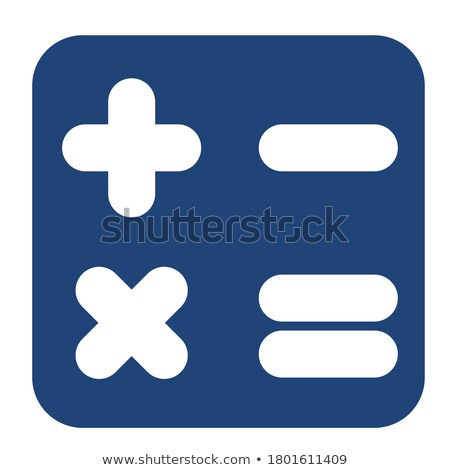 add to circle   white keyboard concept stock photo © tashatuvango