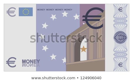 Fake vector money illustration clip-art image Stock photo © vectorworks51
