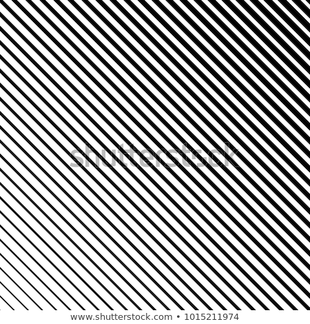 stylish line pattern background with different width Stock photo © SArts