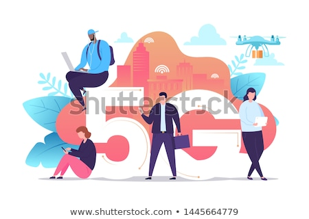 negócio · moderno · projeto · estilo · colorido - foto stock © decorwithme