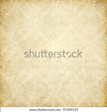 Klasszikus rongyos stílusos minták számítógép virág Stock fotó © H2O