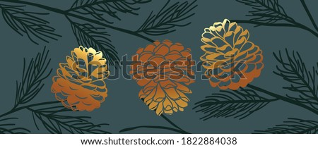 Pinecone Stock photo © jeancliclac