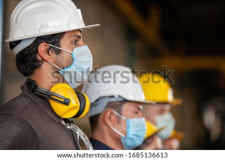 Construction workers Stock photo © photography33