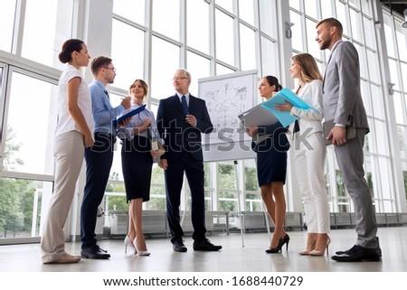 Mature business executives Stock photo © photography33