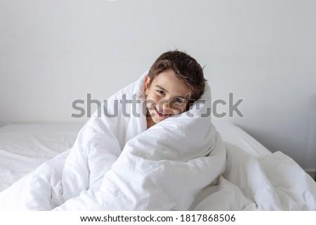 White blanket Stock photo © ozaiachin