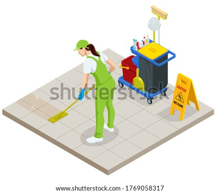 Cleaning Concept Stock photo © ivelin