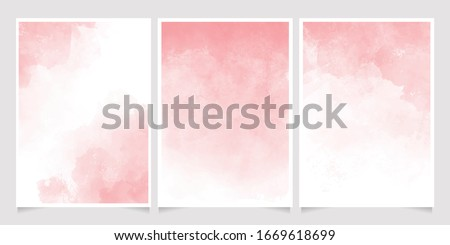 Kleurrijk aquarel textuur vlek water papier Stockfoto © SArts