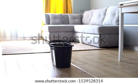 Water Leaking House Stock photo © AndreyPopov
