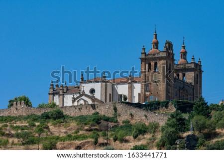Miranda do Douro, Portugal Stock photo © phbcz