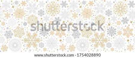 Naadloos vector kerst patroon teken Stockfoto © orson